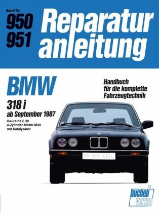 BMW 318i ab September 1987