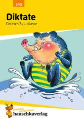 Diktate Deutsch 3./4. Klasse Cover