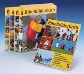 Bibelbilderbuch, 5 Bde.
