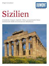 DuMont Kunst-Reiseführer Sizilien Cover
