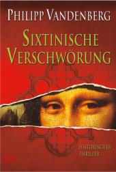 Sixtinische Verschwörung Cover