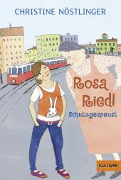 Rosa Riedl, Schutzgespenst Cover