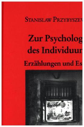 Zur Psychologie des Individuums