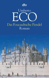 Das Foucaultsche Pendel Cover