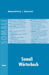 Somali Wörterbuch Cover