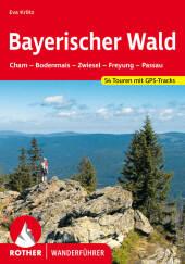 Rother Wanderführer Bayerischer Wald Cover