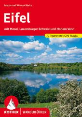 Rother Wanderführer Eifel Cover