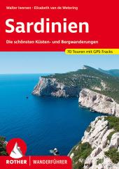 Rother Wanderführer Sardinien Cover