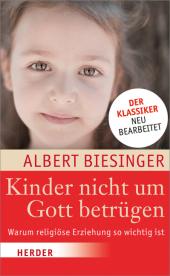 Kinder nicht um Gott betrügen Cover