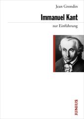 Immanuel Kant zur Einführung Cover