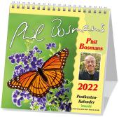 Phil Bosmans Postkartenkalender 2021 Cover