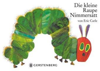 Die kleine Raupe Nimmersatt, Spielbilderbuch kleine Ausgabe