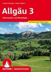 Rother Wanderführer Allgäu Cover