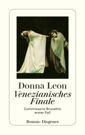 Venezianisches Finale Cover