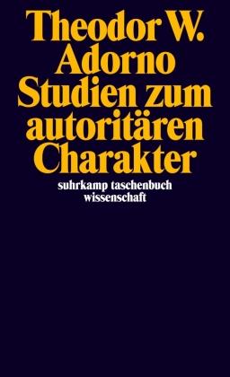 Studien zum autoritären Charakter