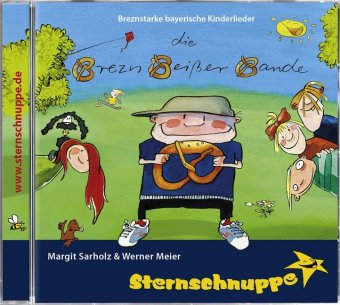 Die BreznBeißerBande, 1 Audio-CD