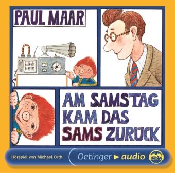 Am Samstag kam das Sams zurück, 1 CD-Audio