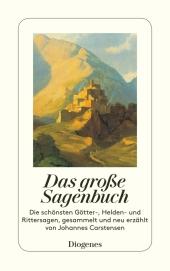 Das große Sagenbuch Cover
