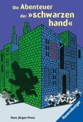 Die Abenteuer der 'schwarzen hand' Cover