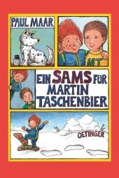 Ein Sams für Martin Taschenbier Cover