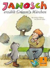 Janosch erzählt Grimm's Märchen Cover