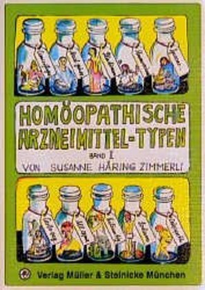 Homöopathische Arzneimittel-Typen