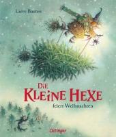 Die kleine Hexe feiert Weihnachten Cover