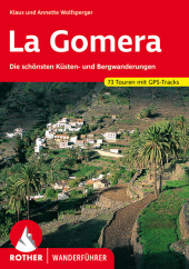 Rother Wanderführer La Gomera Cover