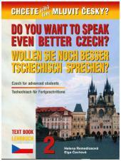 Wollen Sie noch besser Tschechisch sprechen?, Lehrbuch