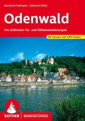 Rother Wanderführer Odenwald