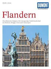 DuMont Kunst-Reiseführer Flandern Cover