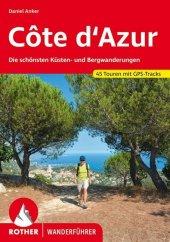 Rother Wanderführer Cote d' Azur Cover