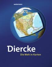 Diercke Die Welt in Karten Cover