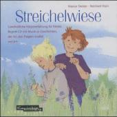Streichelwiese, 1 CD-Audio Cover