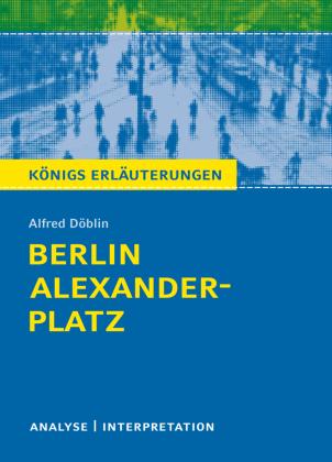 Berlin Alexanderplatz von Alfred Döblin