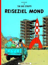 Tim und Struppi - Reiseziel Mond Cover