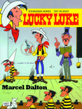 Lucky Luke - Marcel Dalton Cover