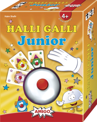 Halli Galli (Kartenspiel) Junior