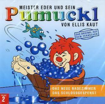 Pumuckl, Das neue Badezimmer / Das Schloßgespenst, 1 Audio-CD
