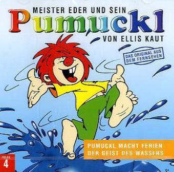 Pumuckl macht Ferien / Der Geist des Wassers, 1 Audio-CD