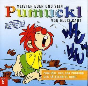 Pumuckl und der Pudding / Pumuckl und der rätselhafte Hund, 1 Audio-CD