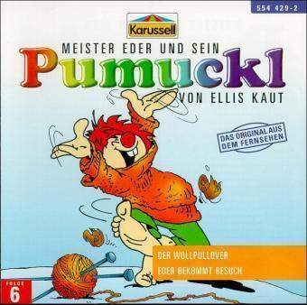 Pumuckl, Der Wollpullover / Eder bekommt Besuch, 1 Audio-CD