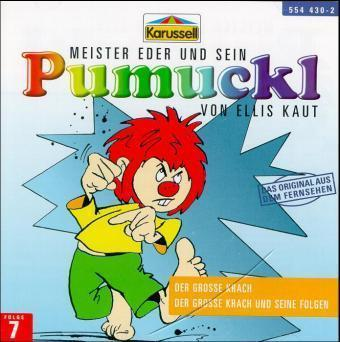 Pumuckl, Der große Krach / Der große Krach und seine Folgen, 1 Audio-CD