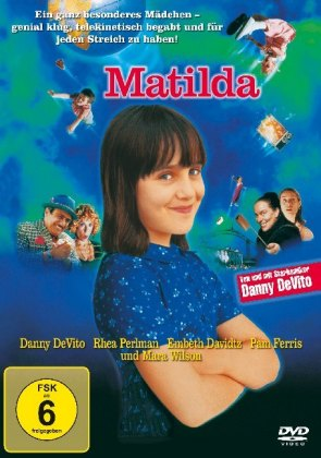 Matilda, 1 DVD
