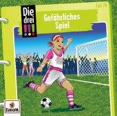 Die drei !!! 70: Gefährliches Spiel, 1 Audio-CD Cover