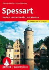 Rother Wanderführer Spessart Cover