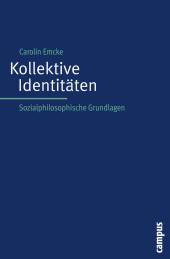 Kollektive Identitäten Cover