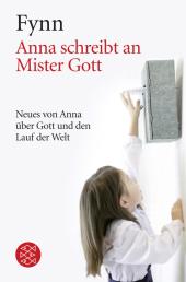 Anna schreibt an Mister Gott Cover