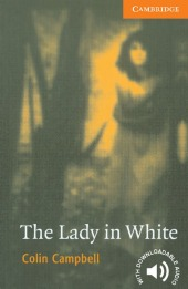 The Lady in White Cover