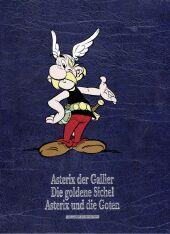 Asterix der Gallier; Die goldene Sichel / Asterix und die Goten Cover